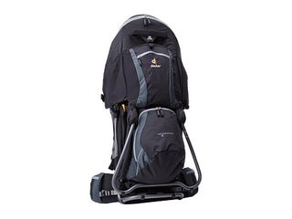 Deuter Kid Comfort 3 Backpack Black Granite 46534 74100