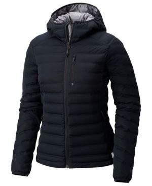 Mountain Hardwear Women s StretchDown Hooded Jacket from Eastern Mountain Sports
