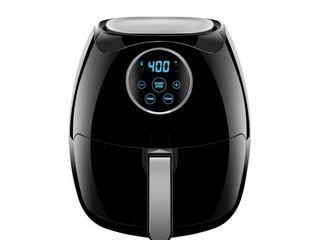 Chefman Digital 6 9qt Air Fryer Oven with Flat Basket