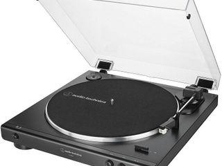 Audio Technica   Stereo Turntable   Black