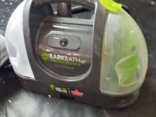 Bark Bath Portable Dog Bath Used