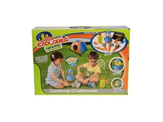 Camping Play Set Toy Pretend Pack