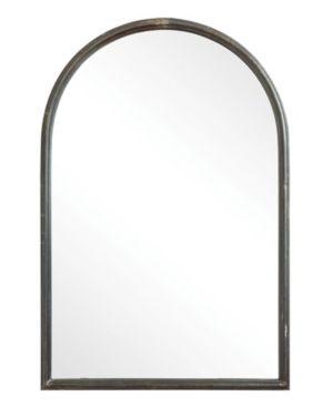 36  x 24  Decorative Wall Mirror Gray   3R Studios
