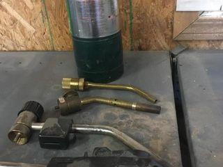 Propane torch tips