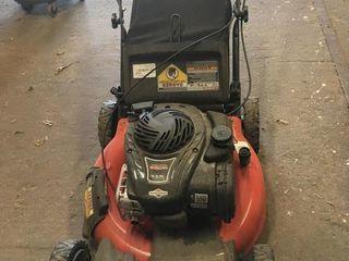 Snapper mower self propelled