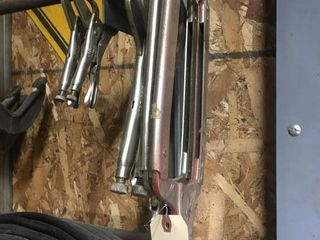 Vice grip clamps