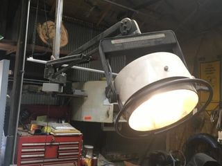 large shop light