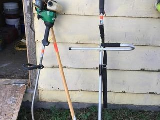 2 gas string trimmers