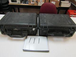 Pair Pelican Case   1520 Protector case   IJ