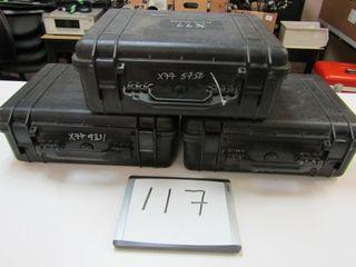 Trio Pelican Case   1520 Protector case   IJ