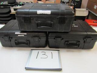 3  Instrument Case   OD   18 5  x 14 5  x 7 75  I