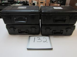 4 Instrument Case   OD   18  x 12  x 7  with fot