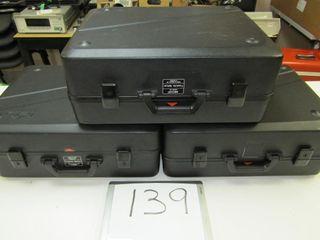 Trio RXS  l Clamshell Case   OD   20   x 15  x e
