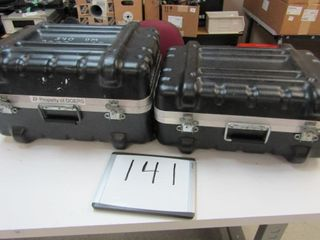 Misc  Instrument Cases   Qty   2 on