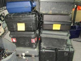 Misc Damaged Instrument cases   11