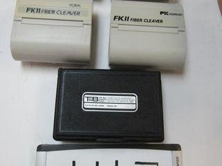 FK11 Fiber Optic Cleaver Quantity 4