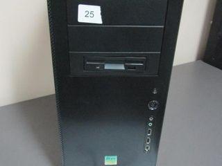 Computer desktop  custom built by JTEC