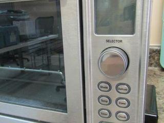 Cuisinart Toaster Oven   deluxe Model TOB  135