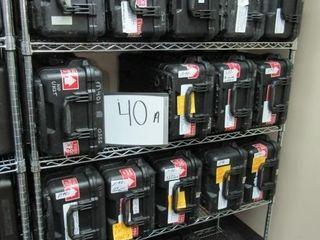 Vancouver Classics 5 shelf Commercial Shelving  S