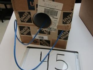 Belden 1583R Cat 5E 4 pair 24 AWG DATA TWIST Bluex