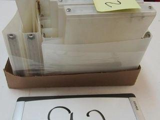 Binders   for manuals