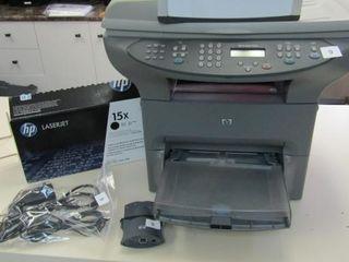 HP laser printer  fax  copier and scanner Model 3n