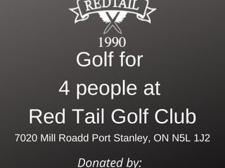 GOlF FOR 4 AT REDTAIl GOlF ClUB  PORT STANlEY