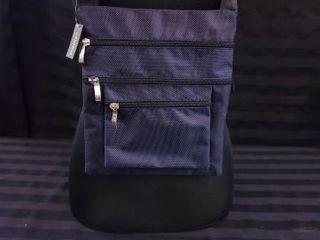NAVY CARRY BAG