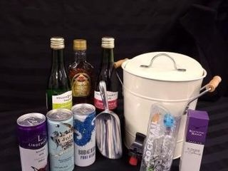 ICE BUCKET   SCOOP WITH lCBO OFFERINGS PACK