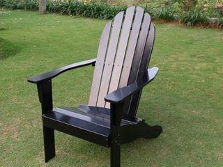 Cambridge Casual Alston Adirondack Chair FREE Tray Table Retail 107 49