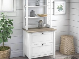 The Gray Barn Orchard Gulch Bookcase with Drawers Retail 366 49