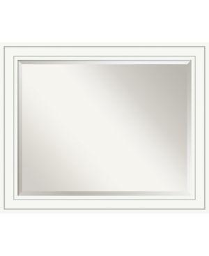 Bathroom Mirror large  Craftsman White 33 x 27 inch   26 88 x 32 88 x 0 889 inches deep  Retail 175 49