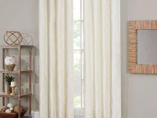 Sure Fit Home Decor london Grommet Drapery Pair  Ivory  Retail 103 99