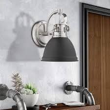 Emliviar 1 light Bathroom Sconce Bathroom Vanity Wall Mount light Fixture