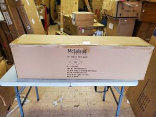 Mcleland Design 7ft pre lit multi color light Christmas Tree  Retail  129 99