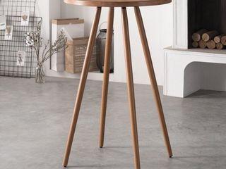 Corvus lille Mid century Bamboo Bar Table  Retail 185 49