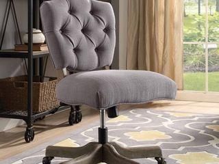 Hazel Grey Office Chair  Retail 241 99