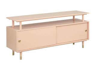 Margo TV Stand Blush Pink   Buylateral