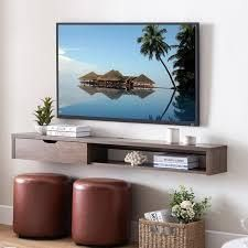 Carson Carrington Rydstorp Floating Wall mounted Media Console  Retail 143 49