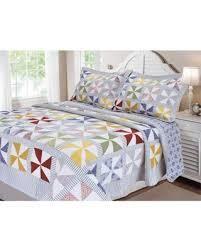 westlake patchwork blanket