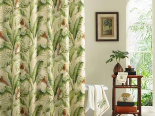 Tommy Bahama Palmiers Shower Curtains