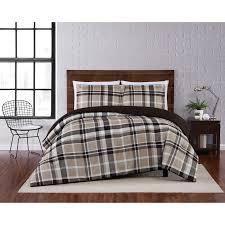 Porch   Den Brigadoon Plaid Comforter Set