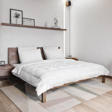 Hotel Style Enviroloft Down Alternative Hypoallergenic Blanket with Duvet loops