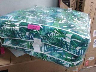 santa turquoise outdoor deep seat cushion
