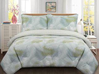 Palms Full Queen Comforter Set Bedding