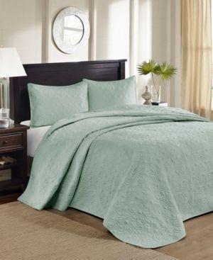 Madison Park Mansfield Reversible Bedspread Set   Retail 110 48