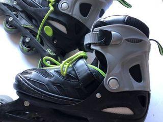 Chicago Blazer Junior Boys Adjustable Inline Roller Skates