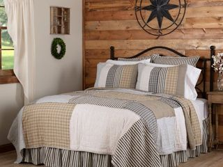 VHC Brand Ashmont King Quilt