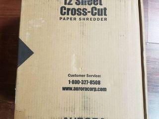 Industrial Heavy Duty Document Shredder