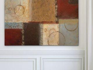 Seasons Go Round II   Gallery Wrapped Canvas   Medium